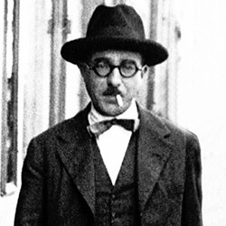 Fernando Pessoa, un cuento