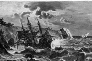 poema naufragio