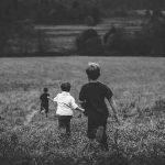 niños felices, Arthur Machen