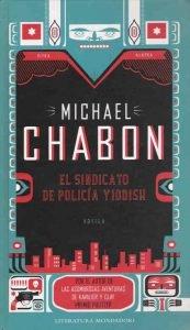 Michael Chabon, yiddish, novela, policía