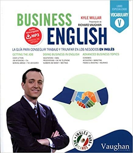 Business English, libro para aprender inglés, Vaughan