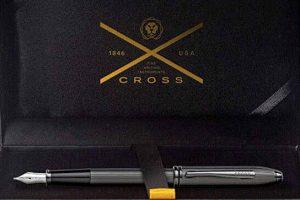 pluma estilográfica Cross Townsend