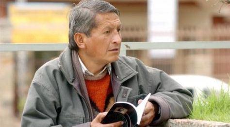 Víctor Hugo Viscarra, relato corto