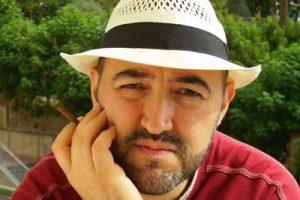escritor Diego Prado