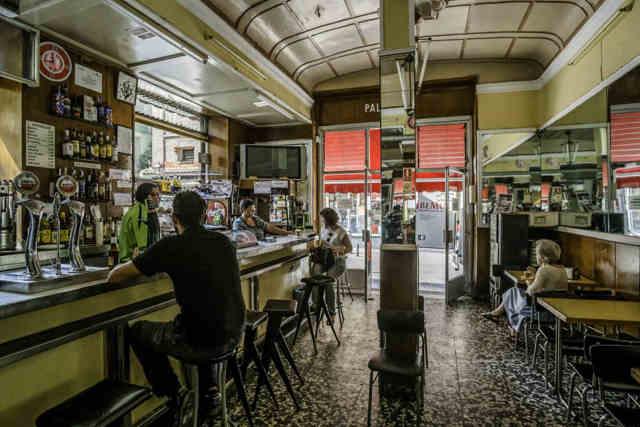 cuento, bar, José Luis Ibáñez Salas