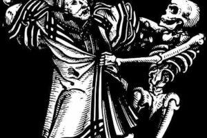 cuento de Thomas Hardy, hombre supersticioso