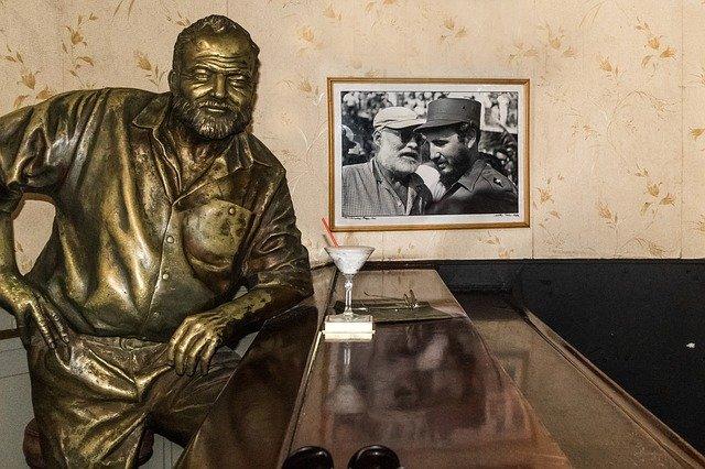 relato banal, Hemingway