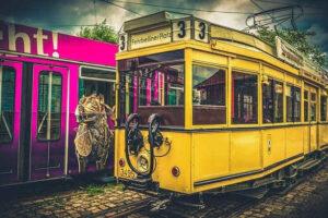 tranvía, relato