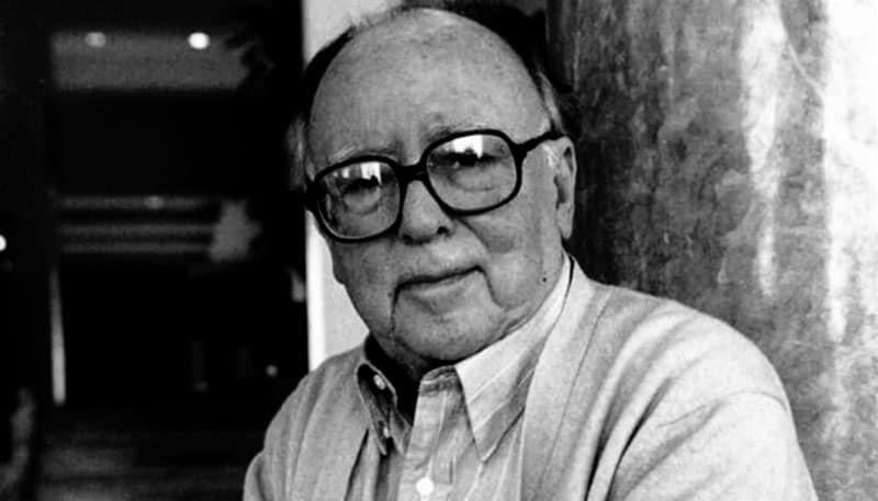 Escritor Augusto Monterroso