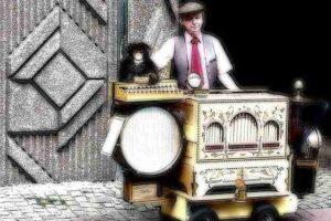 caja de música, Pío Baroja, relato